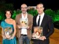 """Premio """"La Giara"""" - con Marco Marrocco e Salvatore Luca D'Ascia, Agrigento, Luglio 2013"""