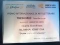 """Premio Letterario Internazionale di Arti Letterarie """"Thesaurus"""" - Rovigo, Settembre 2014"""