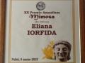 "Premio Anassilaos ""Mimosa 2015"" - Palmi (RC), Marzo 2015"