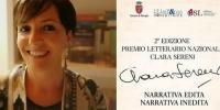 """Decina Finalista Premio Nazionale """"Clara Sereni"""" (PG) - Maggio 2021."""