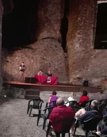 Castello di Squillace (CZ), 18 luglio 2018