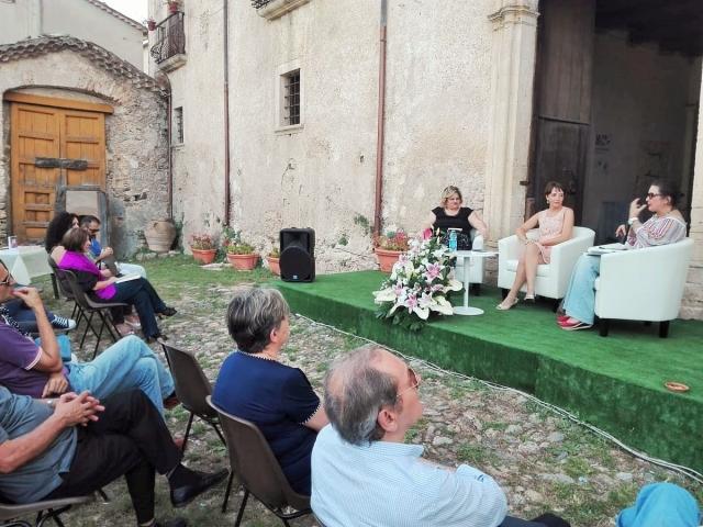 Palazzo Del Gaudio-Campagna, Mendicino (CS), 19 luglio 2018)