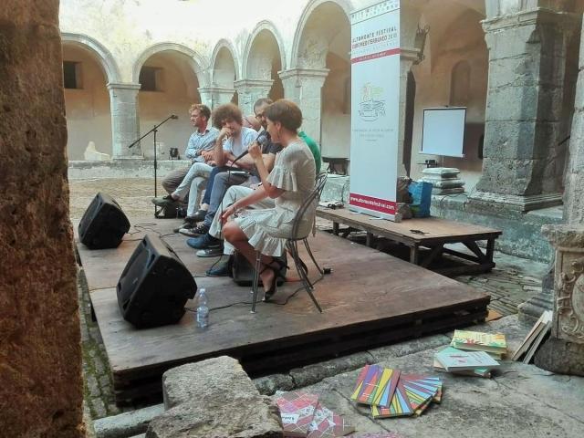 Altomonte (CS) - Festival Euromediterraneo, 5 agosto 2018