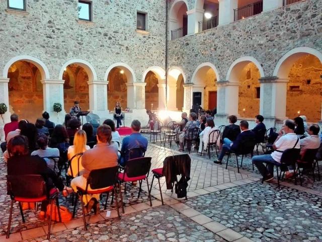 Reading - II Festival della Lettura - Pedace (CS), 9 settembre 2018