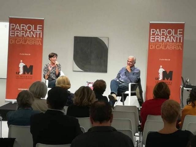 La Masnada - Parole Erranti Festival, Catanzaro, 12 ottobre 2018