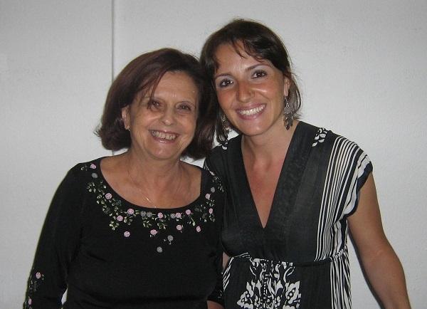 """Circolo """"Placanica"""", in compagnia della Prof.ssa Antonietta Ciliberto, che ha presentato """"Sette paia di scarpe"""", Catanzaro (19 giugno 2014)"""