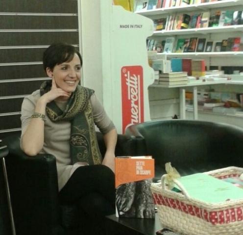 Libreria Macaione, Palermo (6 marzo 2015)