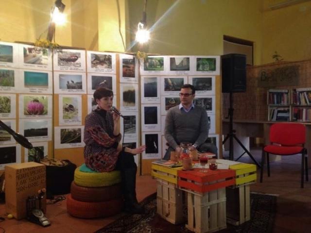 """Associazione Culturale """"I Sognatori"""", Torre di Ruggiero - dialogo col giornalista Francesco Ranieri (22 marzo 2015)"""