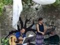 """Reading musicale con Gaspare Tancredi per """"Sonore Alchimie"""", Borgo di Davoli (24 luglio 2016)"""