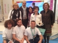 Salone Internazionale del Libro - con i ragazzi delle consulte studentesche, Torino (10 maggio 2014)
