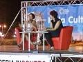 Con Patrizia Fulciniti - Biblioteca Errante di Vallefiorita, Soverato (16 agosto 2014)