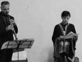 Incontro su Federico II e il sufismo - accompagnata dal musicista Ruggero Vartolo, San Martino a Monte, AR (1 Ottobre 2017)