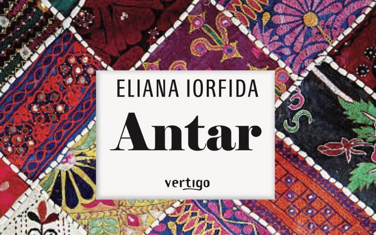 """Il mio secondo romanzo, """"Antar"""" (Vertigo Edizioni, 2018). In tutte le librerie e su Amazon!"""
